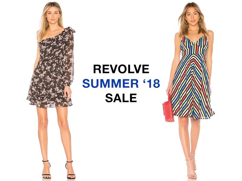 REVOLVE summer 2018 sale