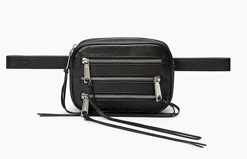 Rebecca Minkoff 3 Zip Belt Bag $128 (previously $195)