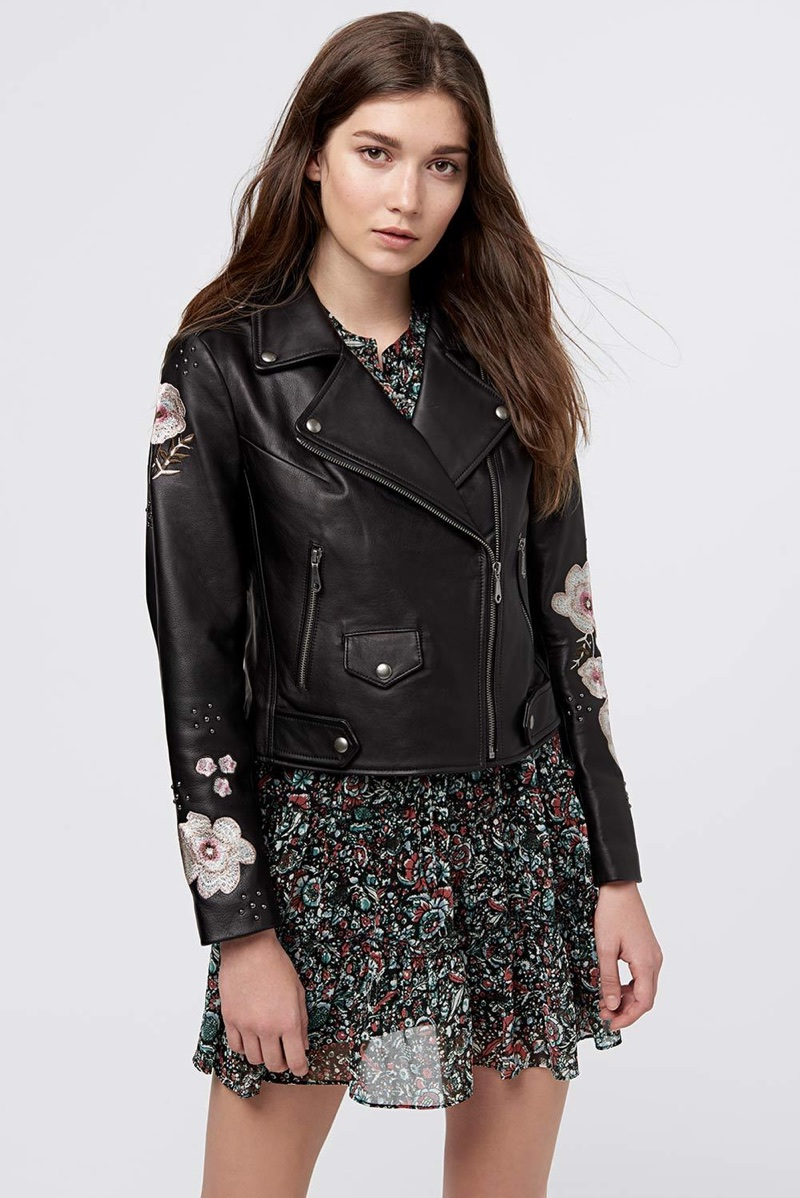 Rebecca Minkoff Wes Moto Jacket $349 (previously $698)