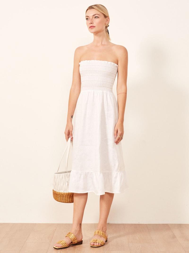 Reformation Cute Summer 2018 Dresses Shop Fashion