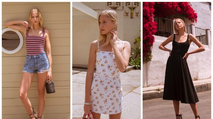 Just Landed: Reformation's Chic Dresses Now Available at Nordstrom!
