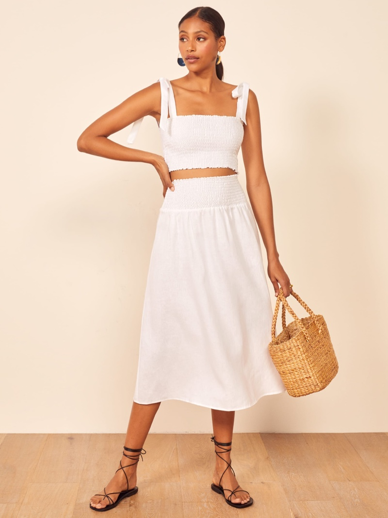 Reformation Willow Two Piece $248
