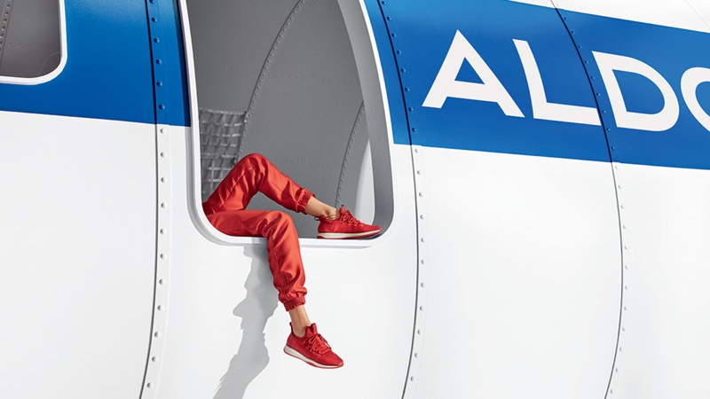 An image from the Aldo fall-winter 2018 campaign