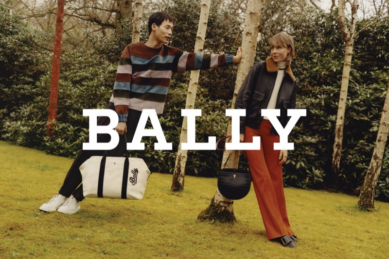 Bally unveils fall-winter 2018 campaign
