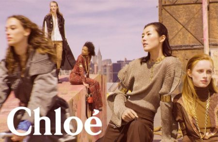 Chloe launches fall-winter 2018 campaign