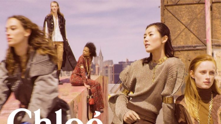 Steven Meisel Captures Chloe Fall 2018 Campaign