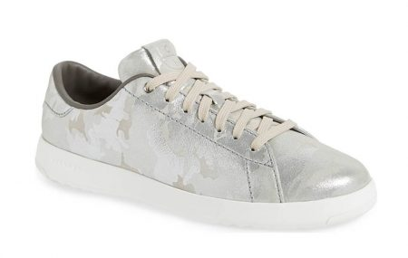 Cole Haan GrandPro Tennis Shoe $86.90 (previously $130.00)