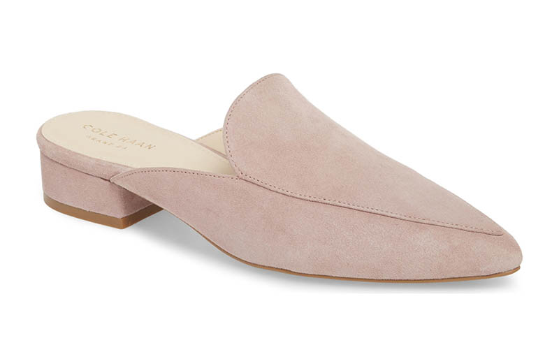 Cole Haan Piper Loafer Mule $92.90 (previously $140)