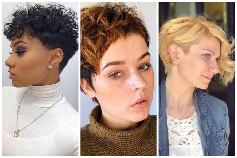 Curly Pixie Cut Styles For Girls Fashion Gone Rogue