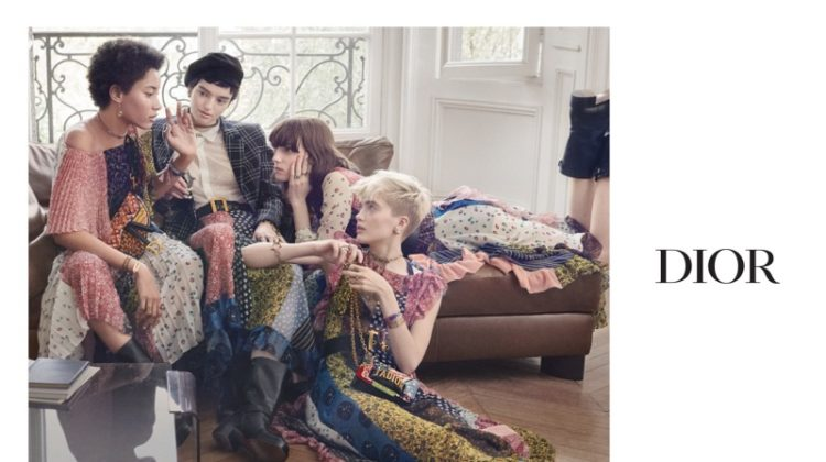 Dior launches fall-winter 2018 campaign