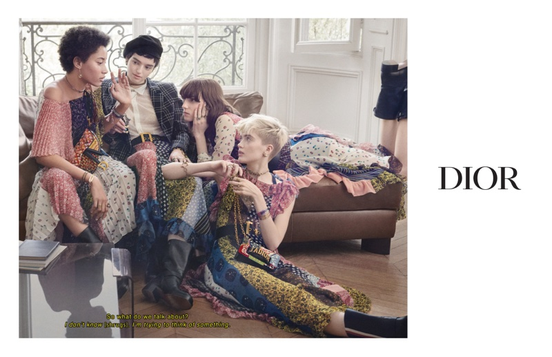 Dior launches fall-winter 2018 campaign