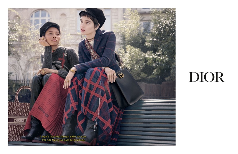 Dior unveils fall-winter 2018 campaign