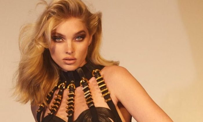 Elsa Hosk Turns Up The Heat for Issue Magazine