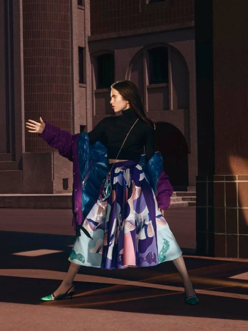 Emilio Pucci launches fall-winter 2018 campaign