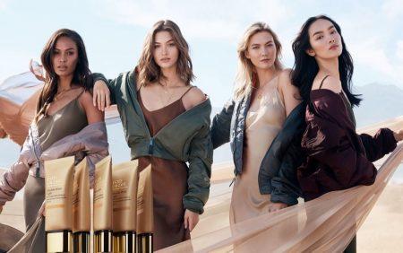 Estée Lauder launches Double Wear Makeup campaign