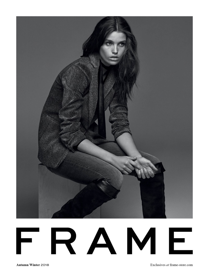 FRAME releases fall-winter 2018 campaign
