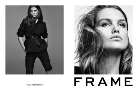 FRAME launches fall-winter 2018 campaign