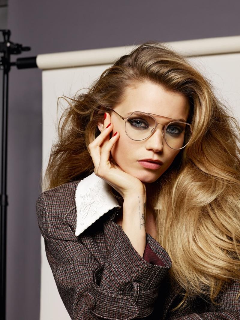 Fendi focuses on eyewear for fall-winter 2018 campaign