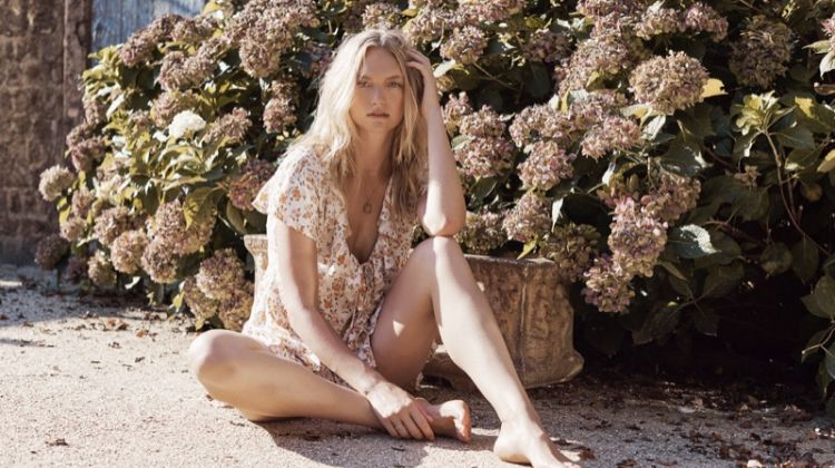 Gemma Ward is a Natural Beauty in Her Latest Campaign