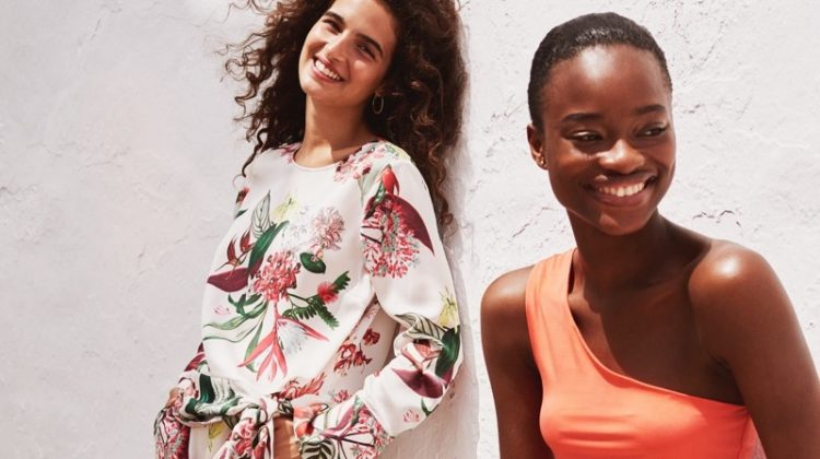 Tropical Punch: 10 Sunny Styles From H&M