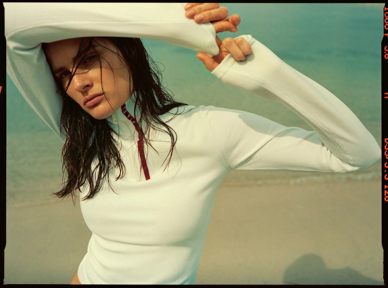 Isabeli Fontana for Sunday Times Style