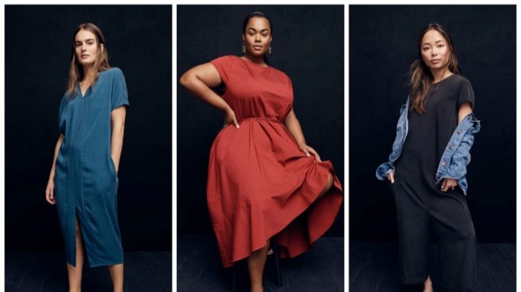 Style For All: Universal Standard x J. Crew's Chic Clothing
