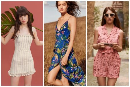 Discover the best outfit ideas for July 2018