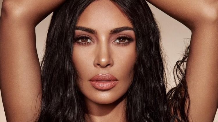 Kim Kardashian Wears 'Classic' Makeup in KKW Beauty Ads
