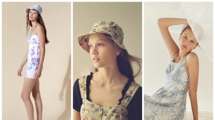 Laura Ashley x Urban Outfitters collaboration