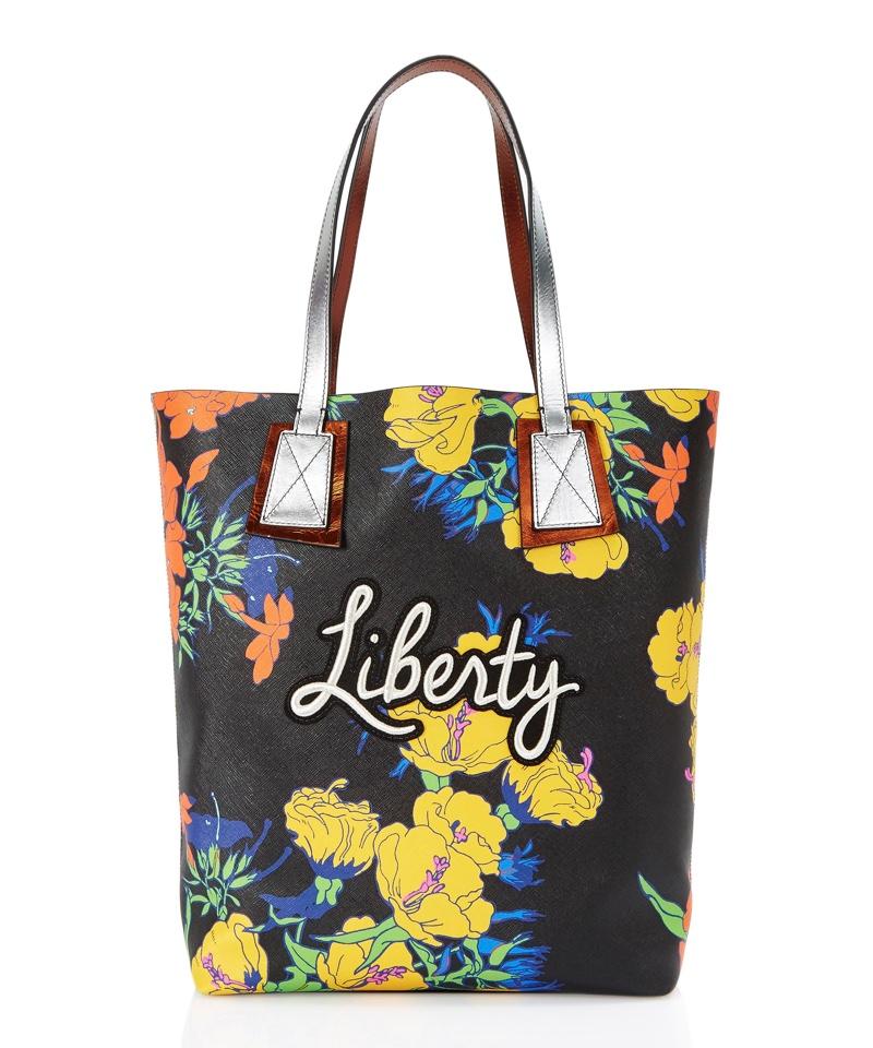 Liberty London x Richard Quinn Phlox Merton Tote Bag £345.00