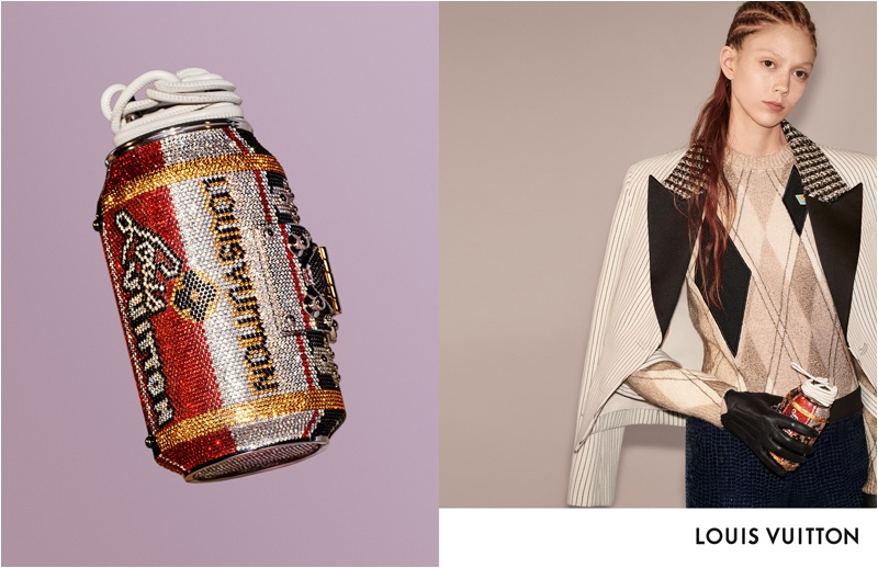 Natalie Westling fronts Louis Vuitton fall-winter 2018 campaign