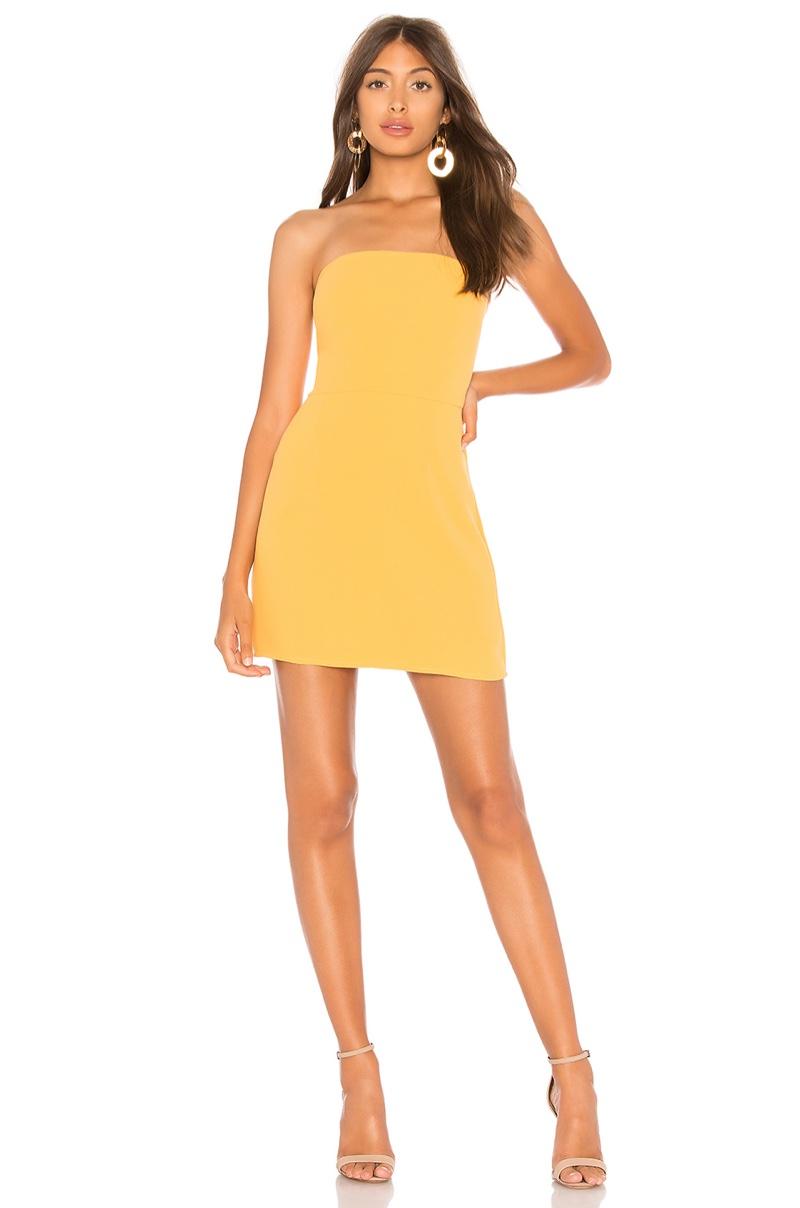 Lovers + Friends Kiko Mini Dress $128