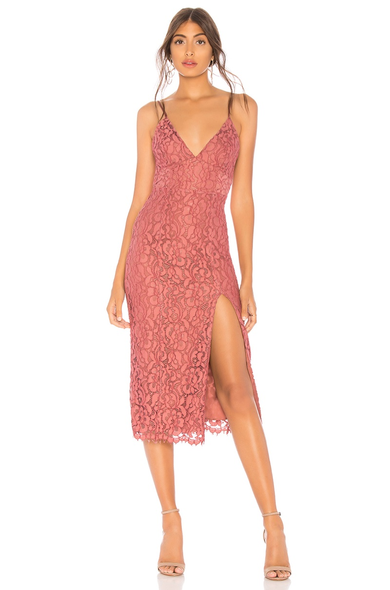 Lovers + Friends Saba Midi Dress $248