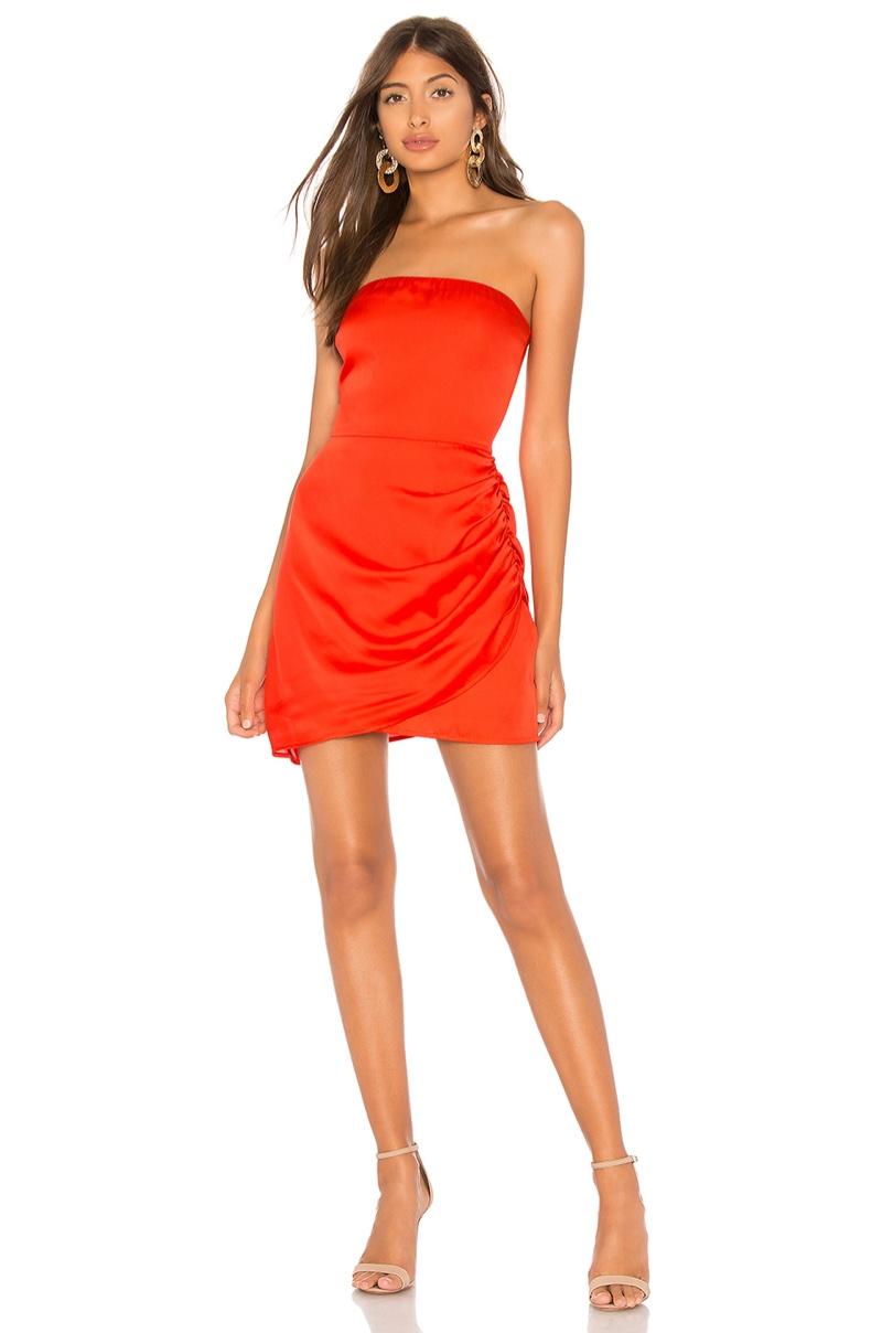 Lovers + Friends Sajan Mini Dress $138