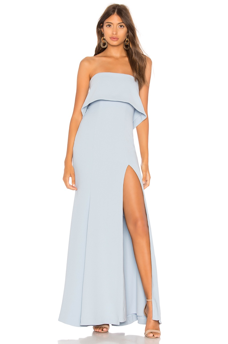 Lovers + Friends Tia Gown $248