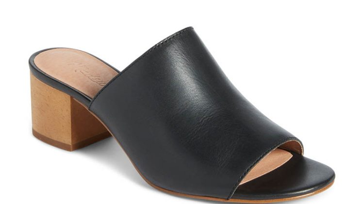 Madewell Devon Mule $98.90 (previously $148)
