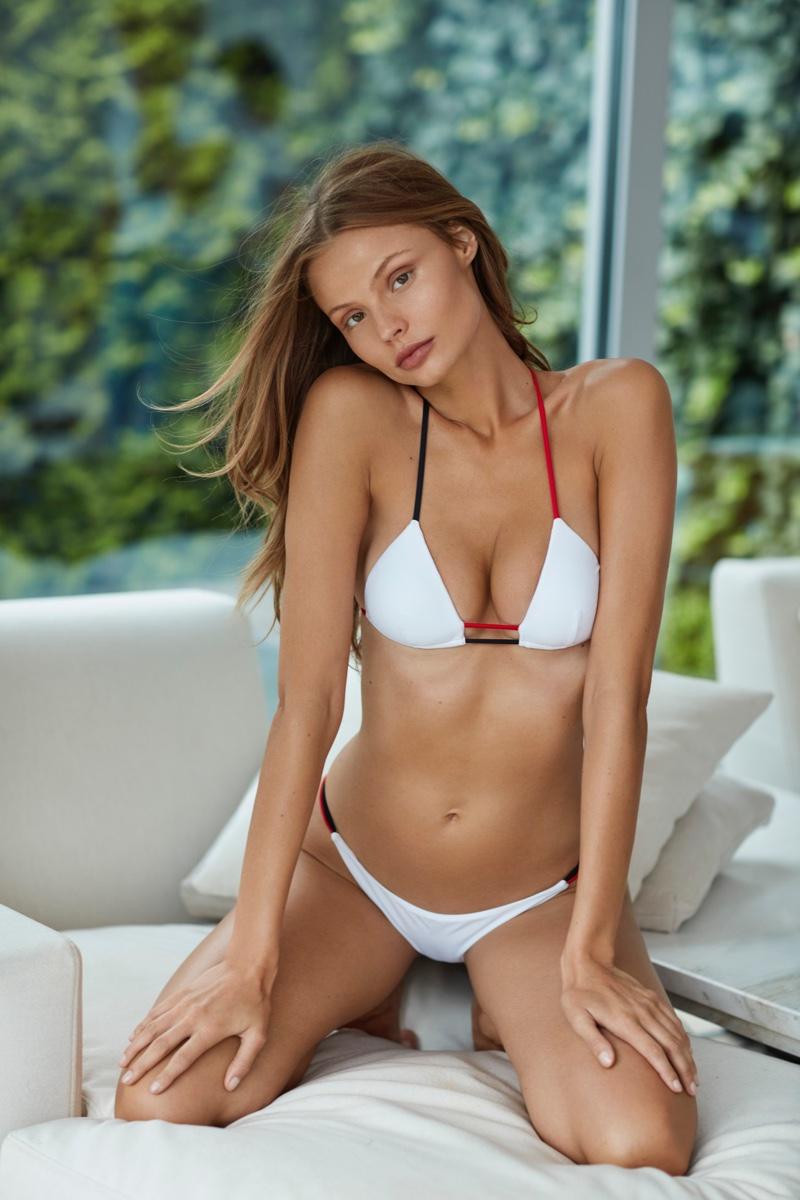 Mission Swim enlists Magdalena Frackowiak for summer 2018 campaign