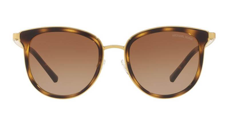 Michael Kors Adrianna I Sunglasses in Tortoise/Brown $139