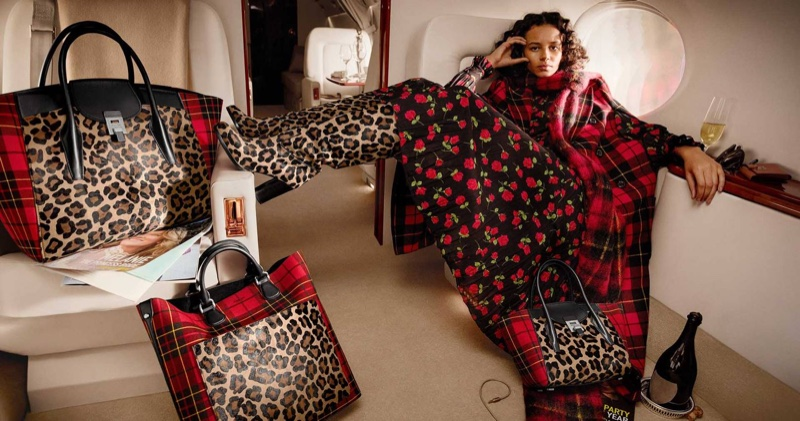 Michael Kors unveils fall-winter 2018 campaign