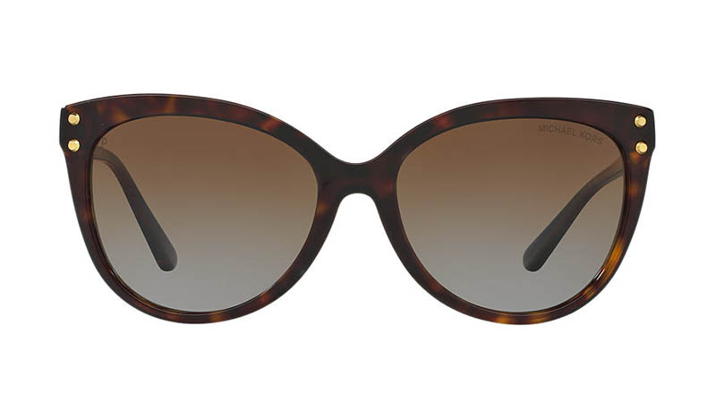 Michael Kors Jan Sunglasses in Tortoise Brown $139