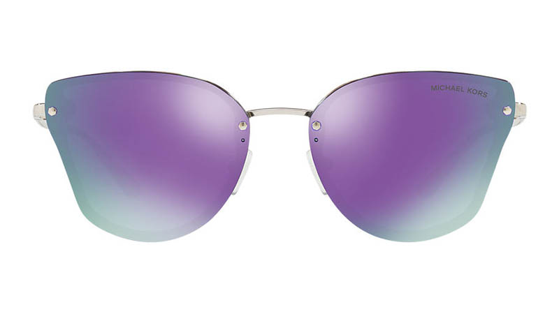 Michael Kors Sanibel Sunglasses in Tortoise/Purple $159