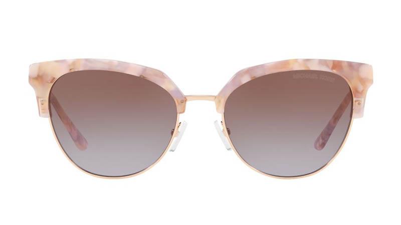 Michael Kors Savannah Sunglasses in Pink/Purple $179