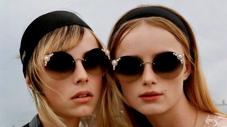 Miu Miu Maniere sunglasses collection