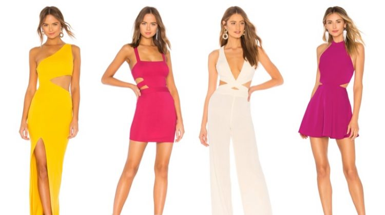 Get Party Ready in NBD x Naven's Glam Dresses