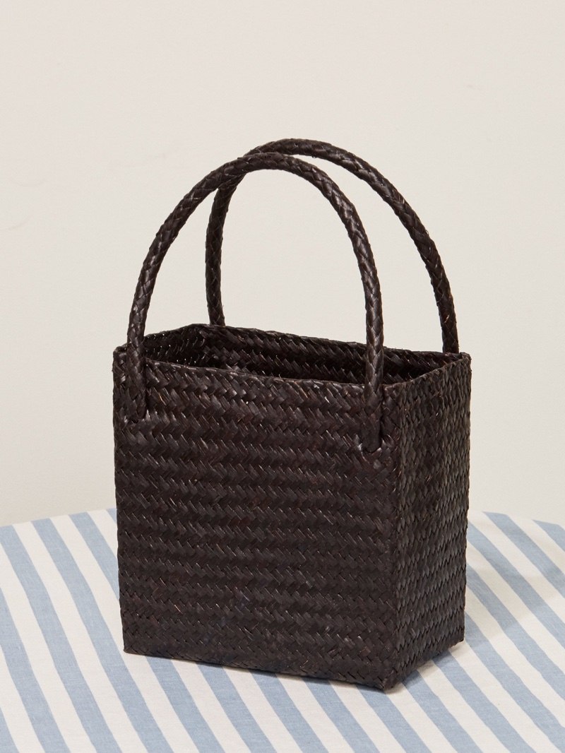 Reformation Handle Box Bag $68