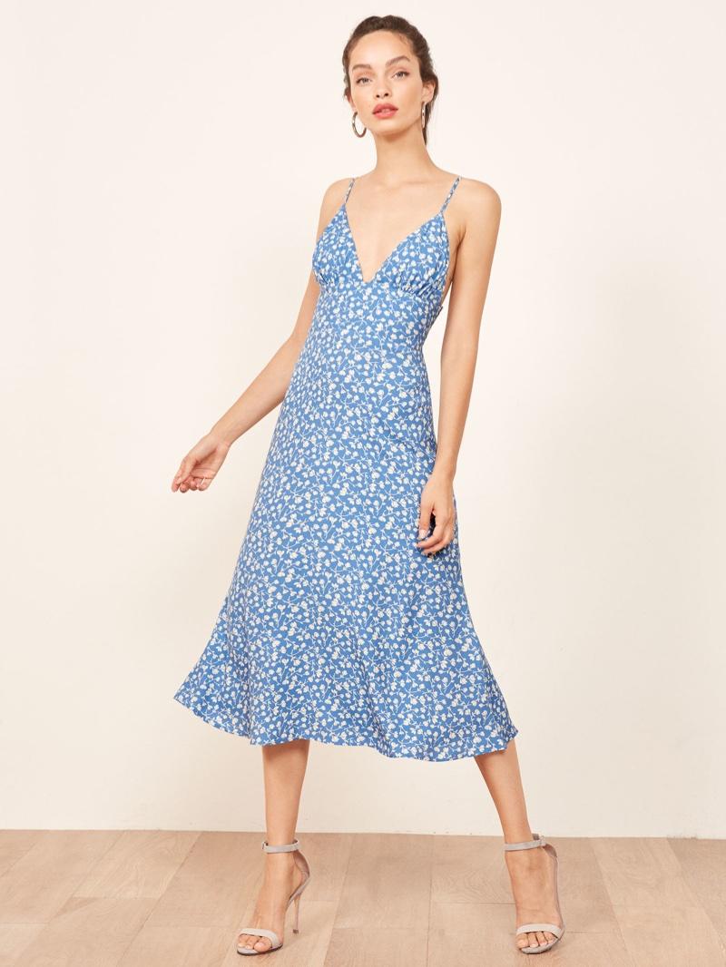 Reformation Talita Dress in Marie $218