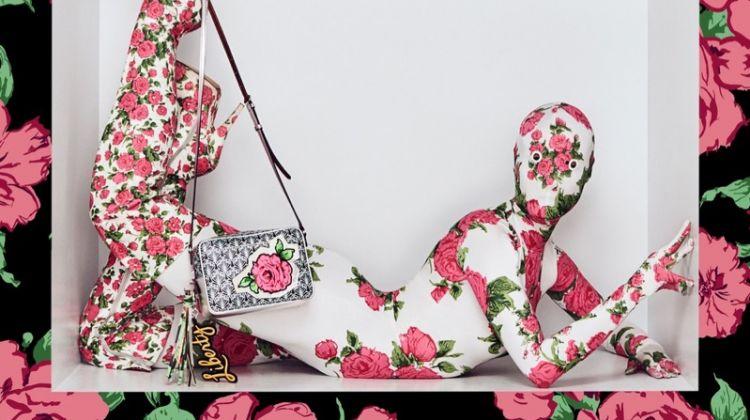 Bold Blooms: Richard Quinn x Liberty London Accessories