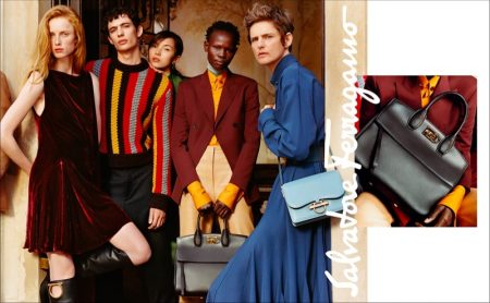 Salvatore Ferragamo launches fall-winter 2018 campaign
