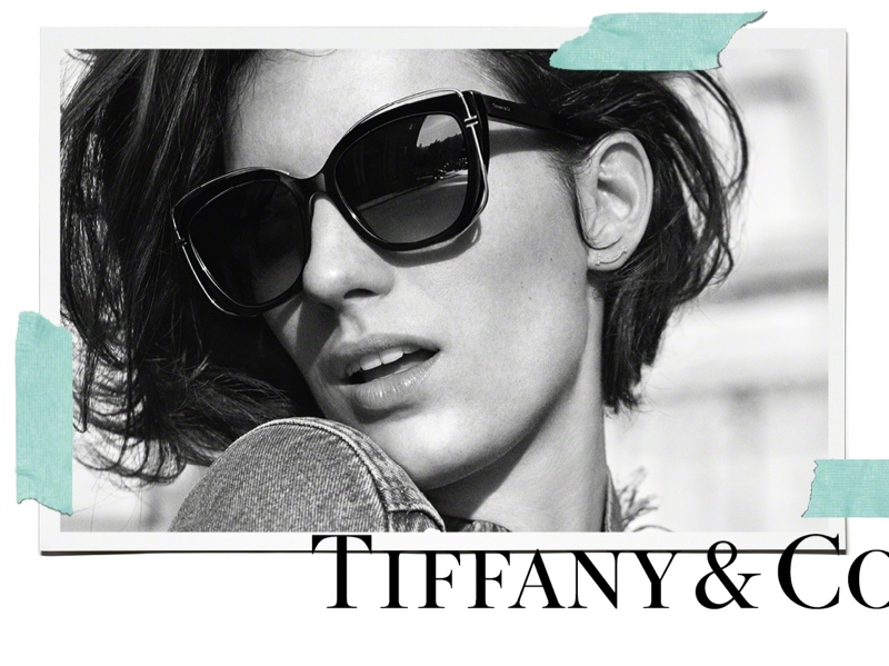 Tiffany & Co. sunglasses launch for 2018