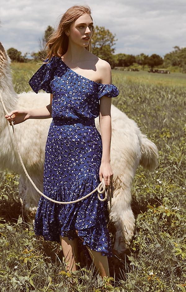 Ulla Johnson Femi Top and Gretchen Skirt